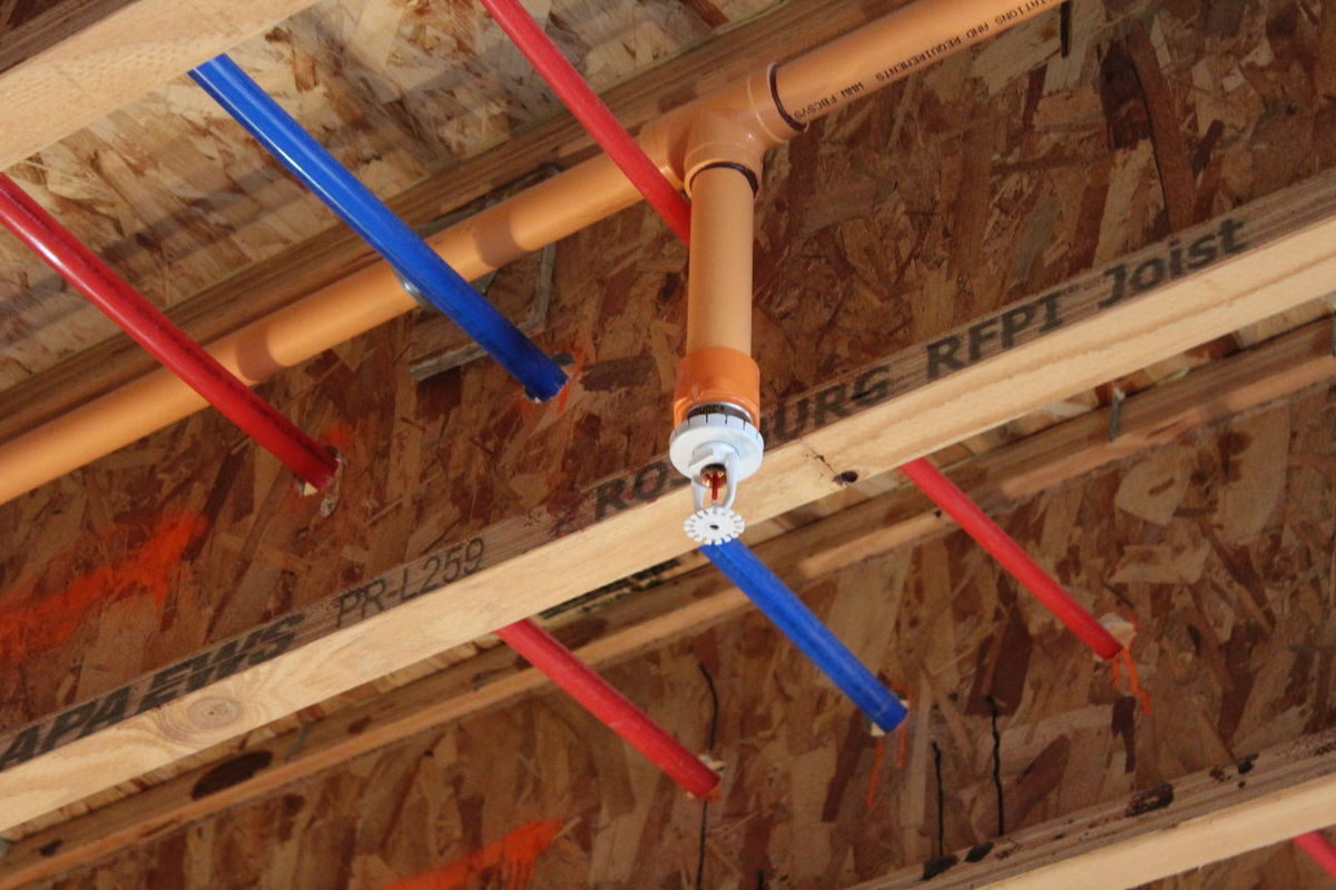 Residential. Fire Protection System Fire Protection System